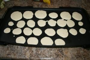 26 pancakes