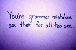Grammar geeks, unite!