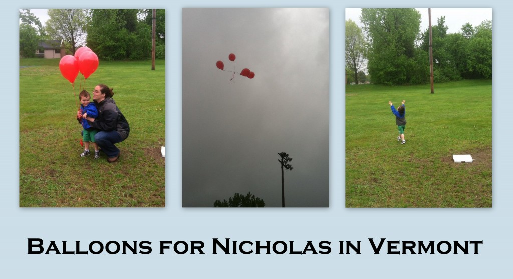 vermont balloons