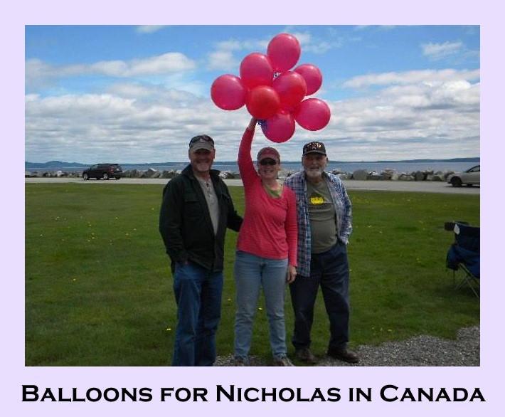 canadian balloons