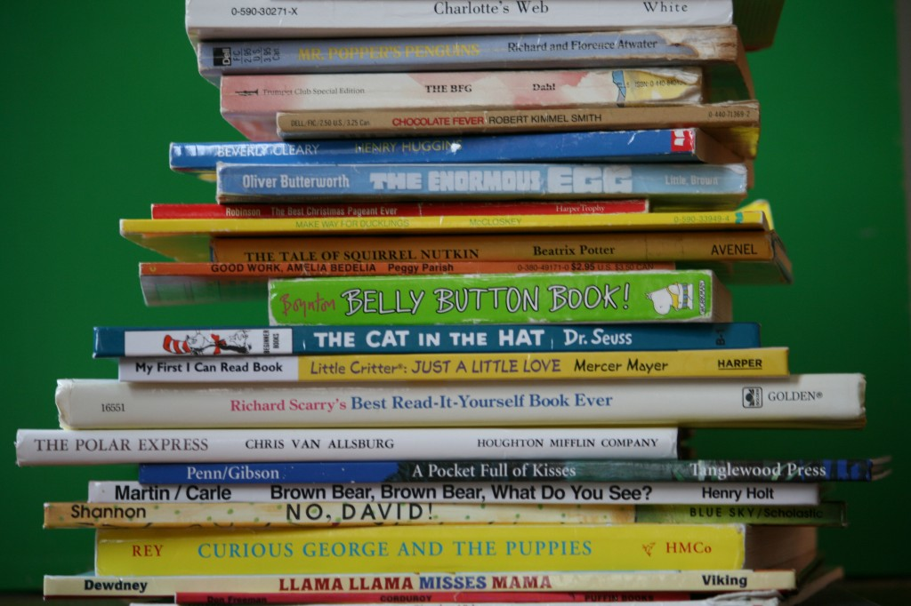 Children's Book Week 2014