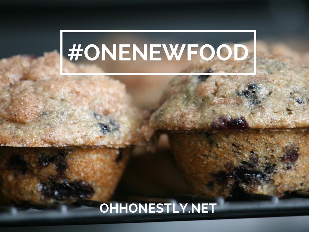 #ONENEWFOOD: Whole Wheat Flour