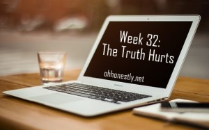 Week 32: The Ugly Truth