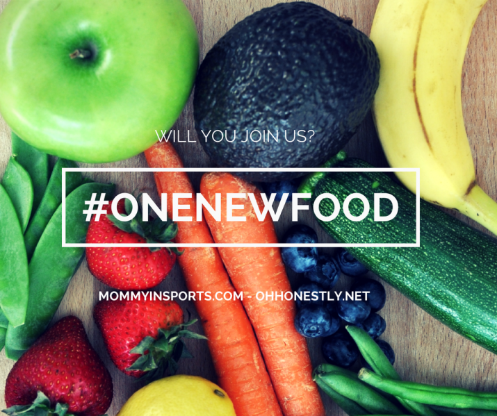 Join us! #ONENEWFOOD