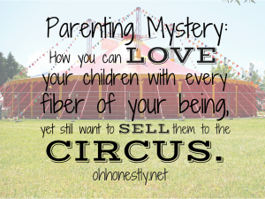 Meme Monday: Parenting Mystery