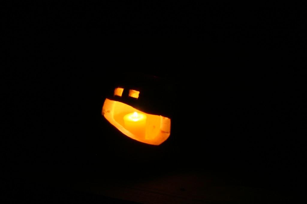 Samuel's Pumpkin
