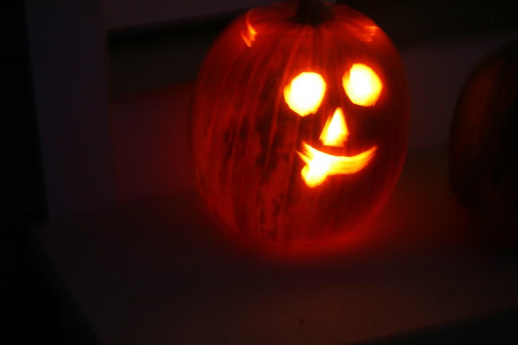 Eli's Pumpkin