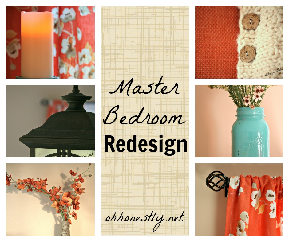 Master Bedroom Redesign