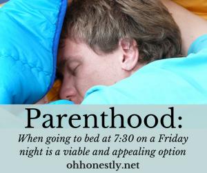 Meme Monday: Parenthood on Friday Night