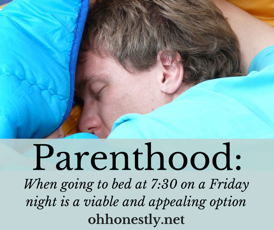 Meme Monday: Parenthood on Friday Night