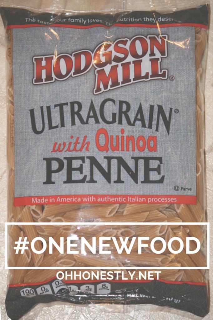Ultragrain with Quinoa Penne