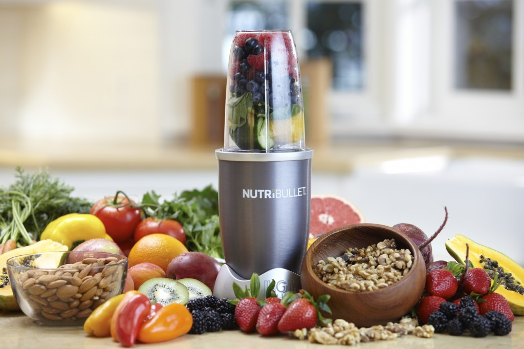 One New Food NutriBullet Giveaway