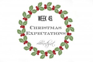 Keeping It Real Christmas Expectations