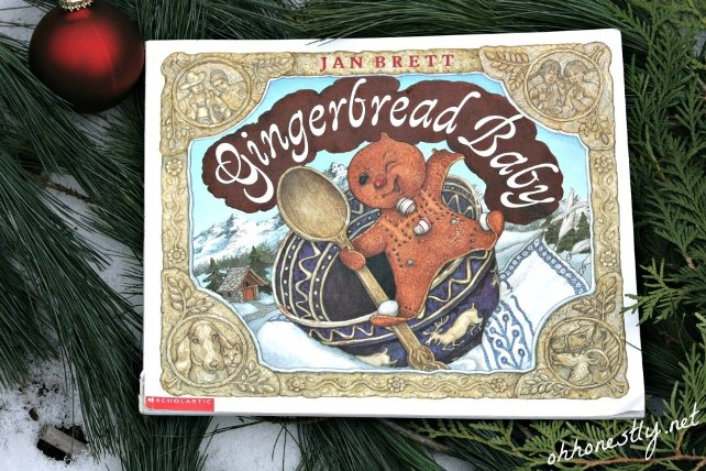 Top Christmas Book:  The Gingerbread Baby