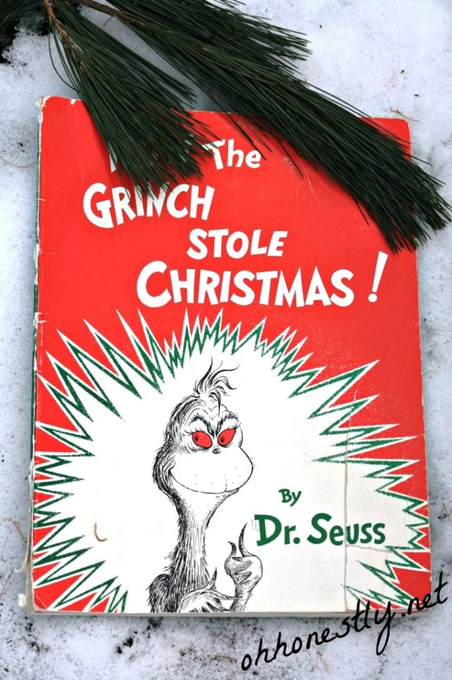 Top Christmas Book: How the Grinch Stole Christmas