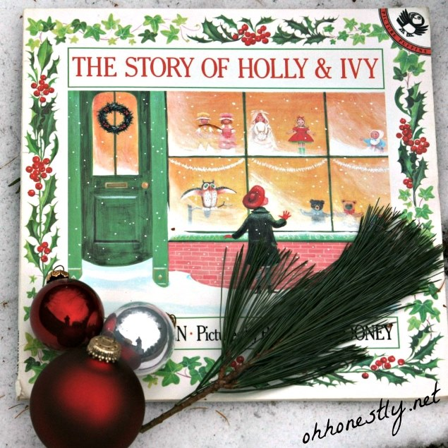 Top Christmas Book: The Story of Holly and Avy