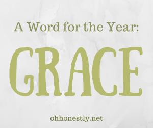 Week 51: Grace