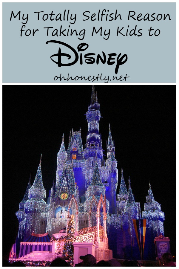 Taking My Kids to Disney