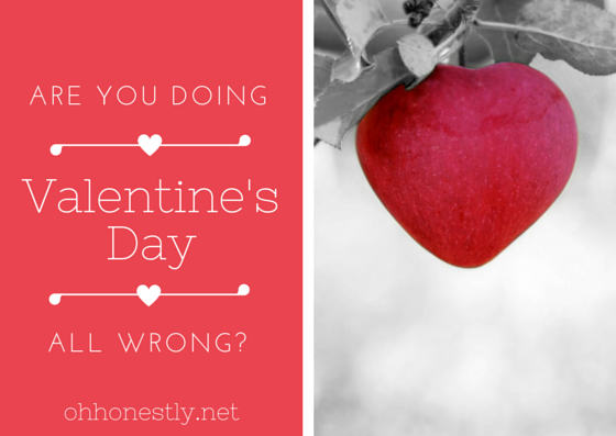 Are You Doing Valentine's Day All Wrong?