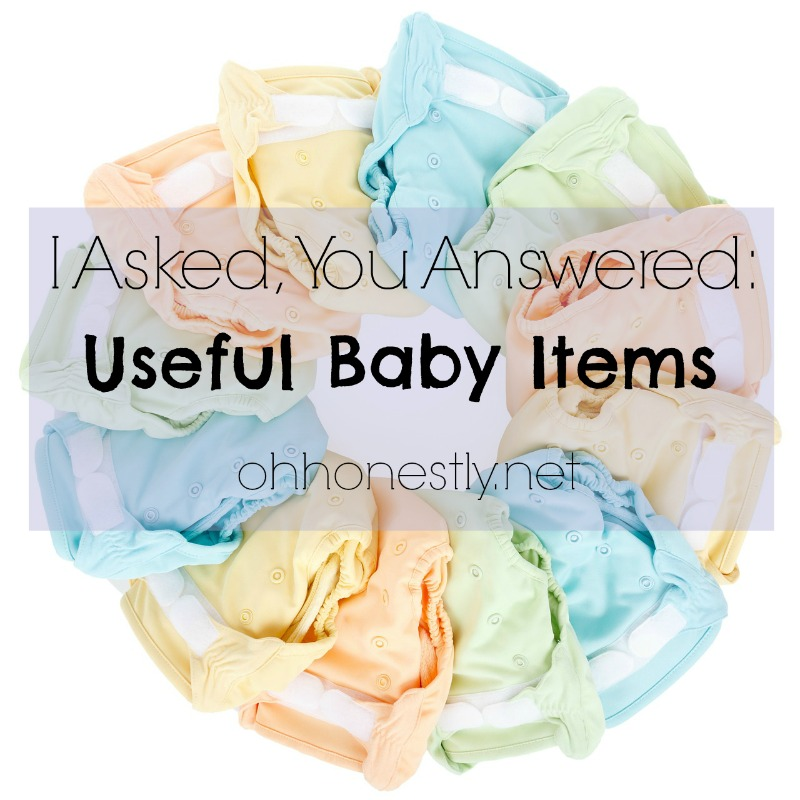 Useful Baby Items