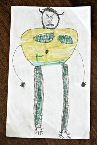 Eli's sketch