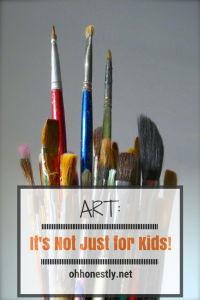 Art: It's Not Just for Kids!