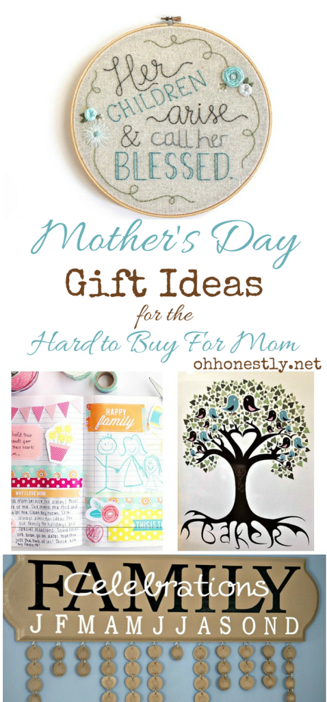 Stumped about what to get Mom this Mother's Day? I've put together a list of unique gifts that any mom is sure to love.