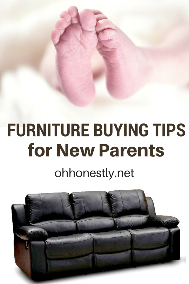 Furniture Buying Tips for New Parents