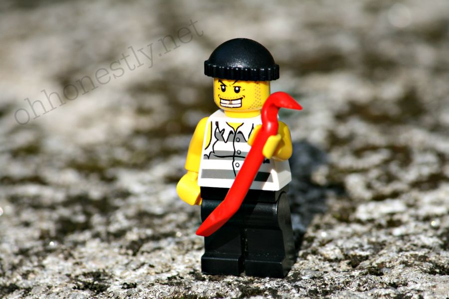 Life would be awesome if we were Legos!