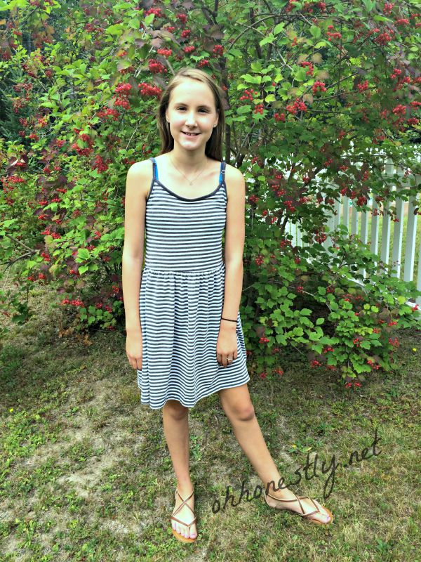 Teen Fashion Series How To Style Four Outfits From One Dress