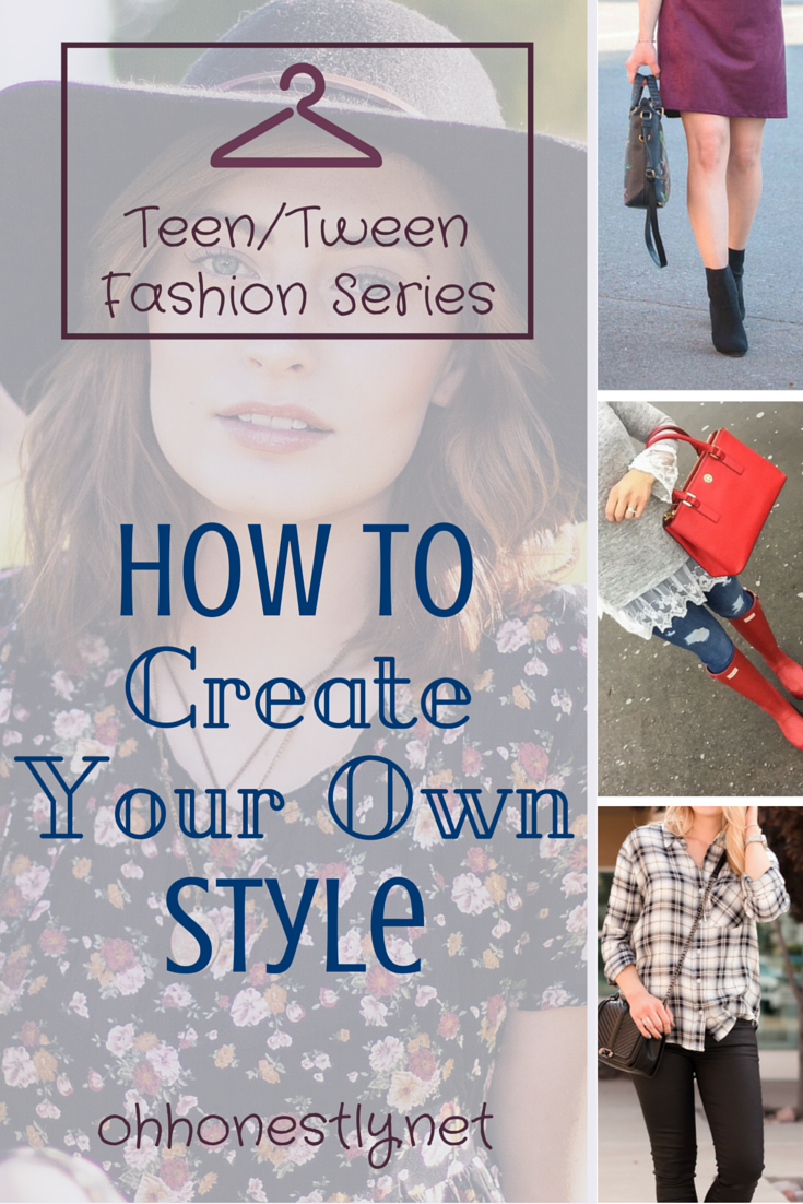 How to create your own style