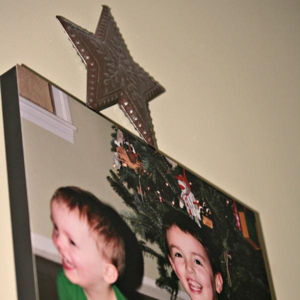 Photo Christmas Tree Tutorial
