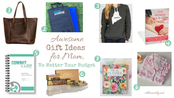 Fail-Proof Gift Ideas for Mom, No Matter Your Budget (Giveaway ended)
