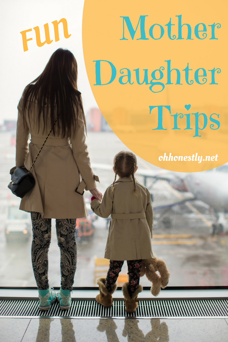 Want to make time with your daughter more special than ever? Try one of these 24 fun mother daughter trips! You won't regret it.