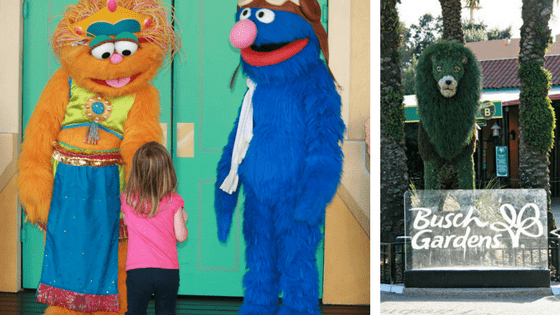 The Best Busch Gardens Attractions, as Told by Kids Ages 4-44