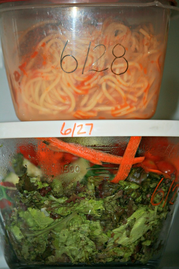 This kitchen hack is the best way to store your leftovers