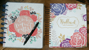 If you struggle to keep your life organized, one of these four awesome planners will help get you on track!