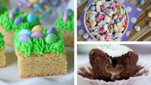 Easter dessert recipes the kids will love